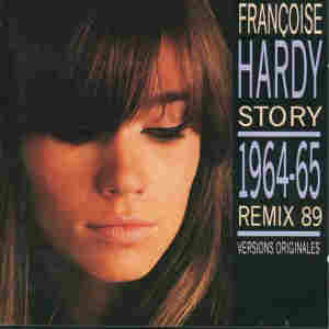 Cover Françoise Hardy Story 1964-1965